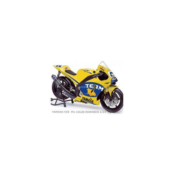 Machete On Road New Ray Macheta Motor Yamaha Edwards 1:18