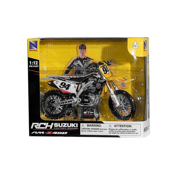New Ray Macheta Suzuki Ken Roczen 94 1:12