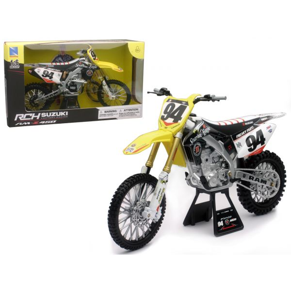New Ray Macheta Suzuki Ken Roczen Nr. 94 1:6