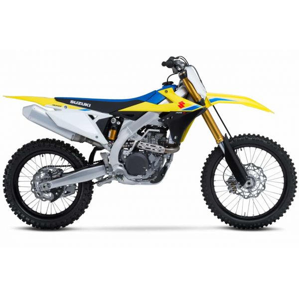 New Ray Macheta Suzuki RMZ 450 2018 1:12