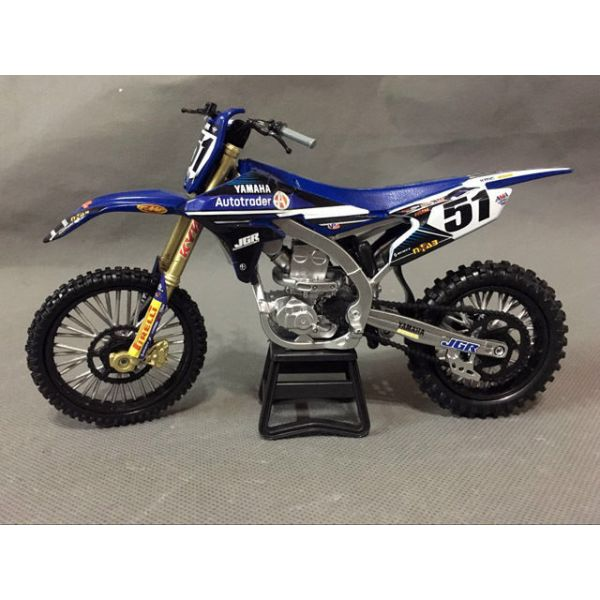 New Ray Macheta Yamaha J. Barcia JGR MX No. 51 1:12