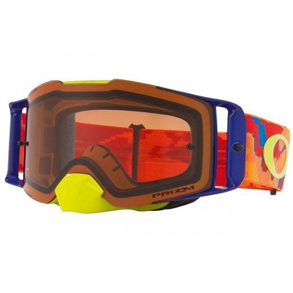 Ochelari MX-Enduro Oakley Ochelari Mx Front Line Mx Thermo Camo