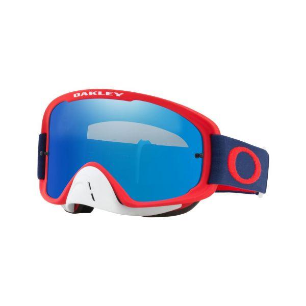 Ochelari MX-Enduro Oakley Ochelari MX O-Frame 2.0 Rosu/Albastru OTG 2021