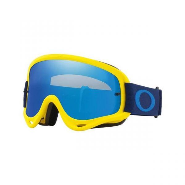 Ochelari MX-Enduro Oakley Ochelari Mx O-Frame Mx Flo Yellow Navy