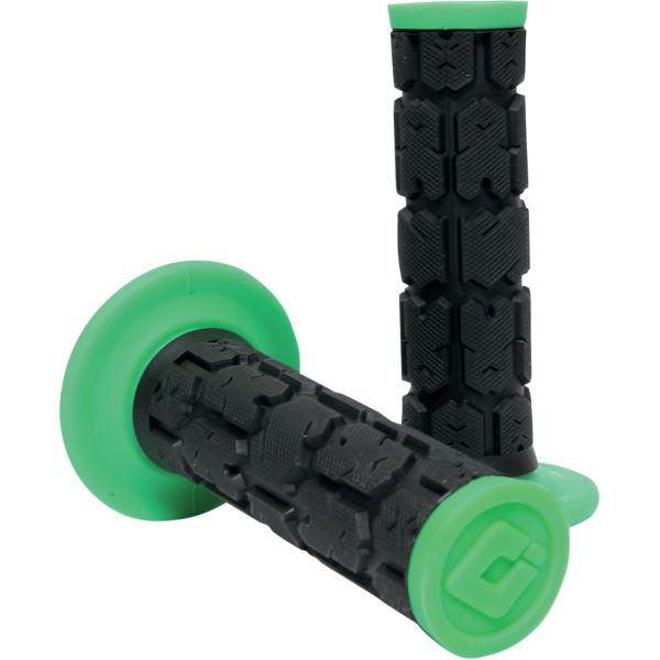 Mansoane Enduro-MX Odi Mansoane Cauciuc Rogue Black/green-H10rgb-n