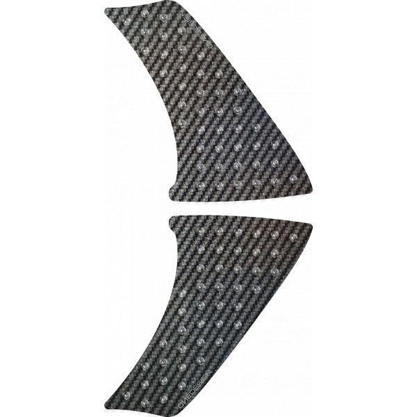 TankPad Moto OneDesign Placi Aderente Bumps Transparent Tmax Negru/Gri 43010846 2020