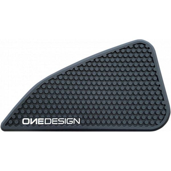 TankPad Moto OneDesign Placi Aderente Rezervor Ducati Scramble Negru 43010639 2020