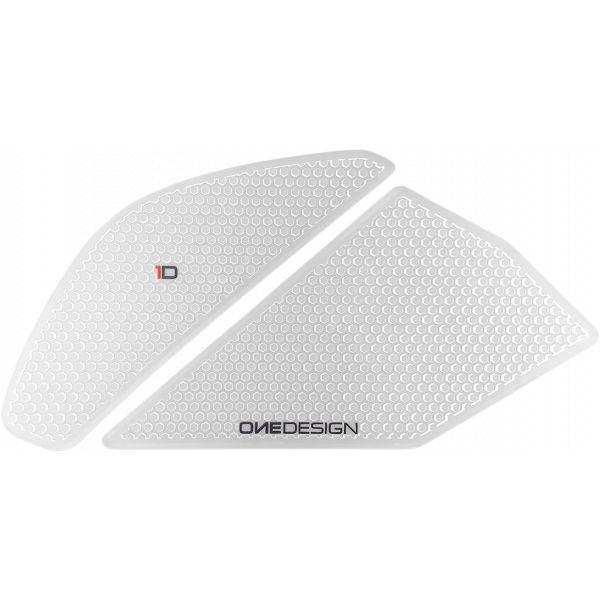 TankPad Moto OneDesign Placi Aderente Rezervor Kawa Zx6r 09-16 Transparent 43010621 2020