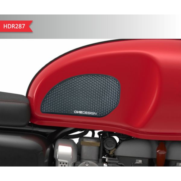 TankPad Moto OneDesign Placi Aderente Univ Transparent Negru 43010792 2020