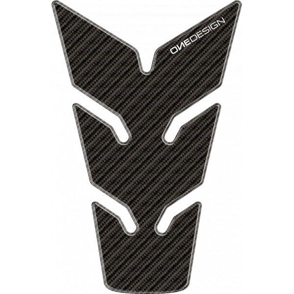 TankPad Moto OneDesign Tankpad Carbon Look Gri 43010861 2020