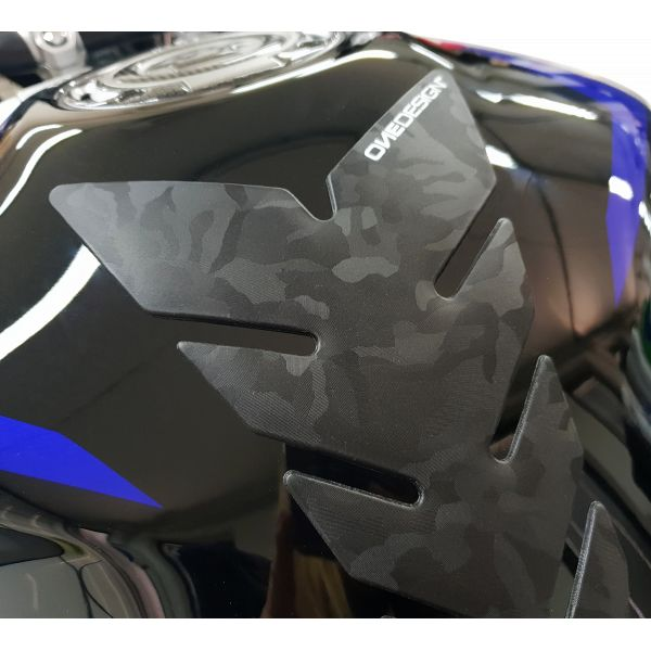 TankPad Moto OneDesign Tankpad Moon Soft Touch C Negru 43010703 2020