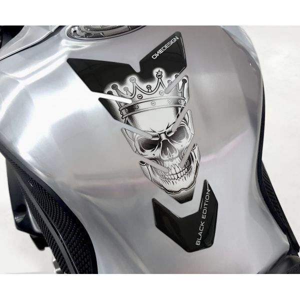 TankPad Moto OneDesign Tankpad Negru Edition Negru/Alb 43010850 2020