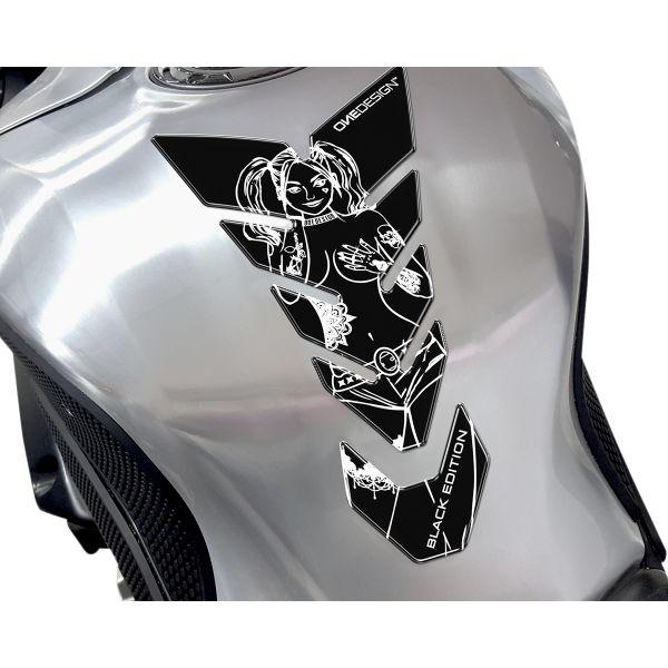 TankPad Moto OneDesign Tankpad Negru Edition Wo Multicolor Negru 43010695 2020
