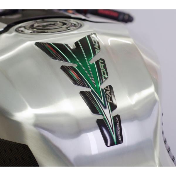 TankPad Moto OneDesign Tankpad Soft Slim Multicolor Verde 43010835 2020