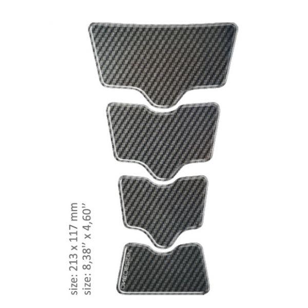 TankPad Moto OneDesign Tankpad Universal Fibra Carbon 43010499 2020