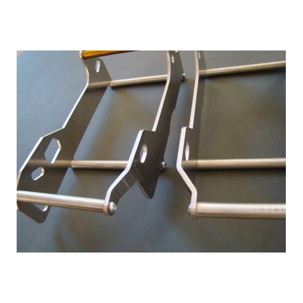 Protectii Radiator Outsider Racing Protectie radiator cooler KTM EXC / EXC-F