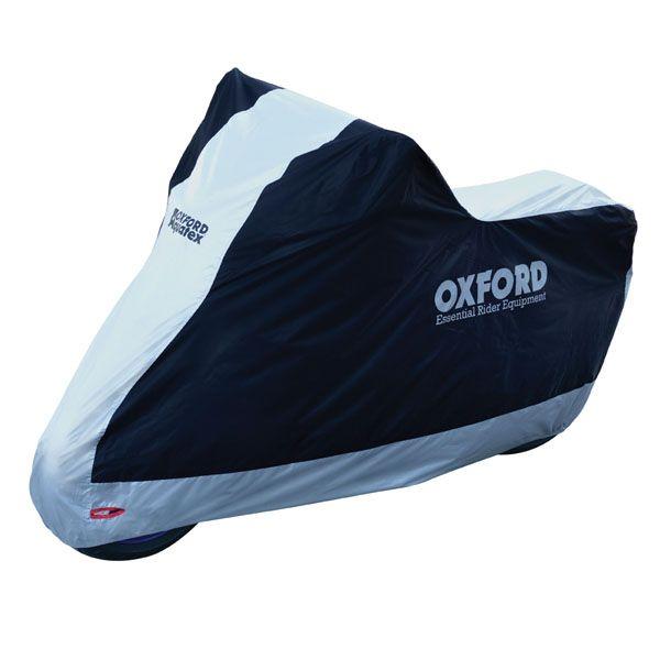 Huse/Prelate Moto Oxford Husa Moto Aquatex Negru-Gri L CV204