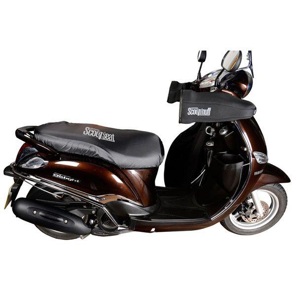 Huse/Prelate Moto Oxford Husa Moto Scootseat Negru-Gri L CV187