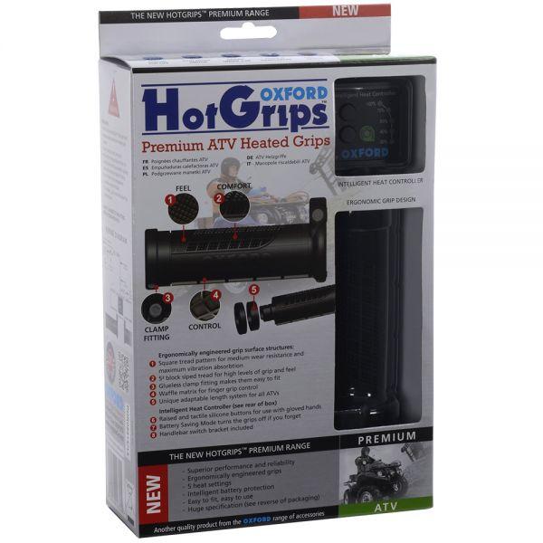Oxford Mansoane Incalzite HotGrips PREMIUM - ATV