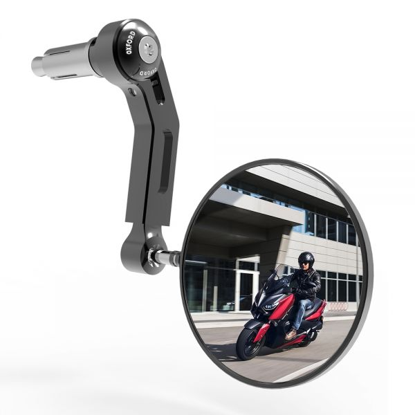Oglinzi Moto Oxford Oglinda Premium Aluminiu Single Stanga