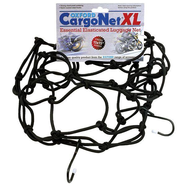 Accesorii Diverse Oxford PLASA BAGAJE (CARGO NET) XL 15 INCH SQUARE - BLACK