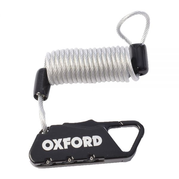 Antifurt Moto Oxford  POCKET LOCK, 2.2X900MM