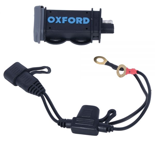 Accesorii Electrice Bord Oxford USB 2.1AMP FUSED POWER CHARGING KIT