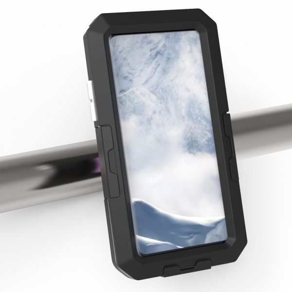 Suport Ghidon Telefon/GPS Oxford Suport telefon DRYPHONE PRO SAMSUNG S8+/S9+