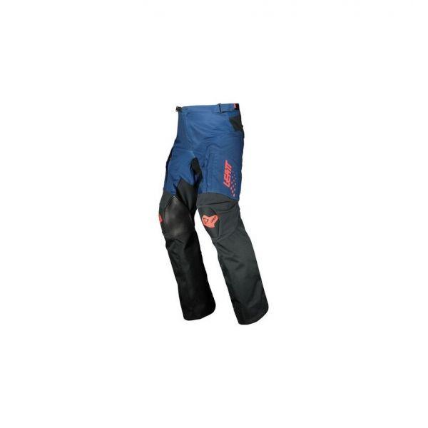 Pantaloni MX-Enduro Leatt Pantaloni Moto MX 5.5 Enduro Blue 2021