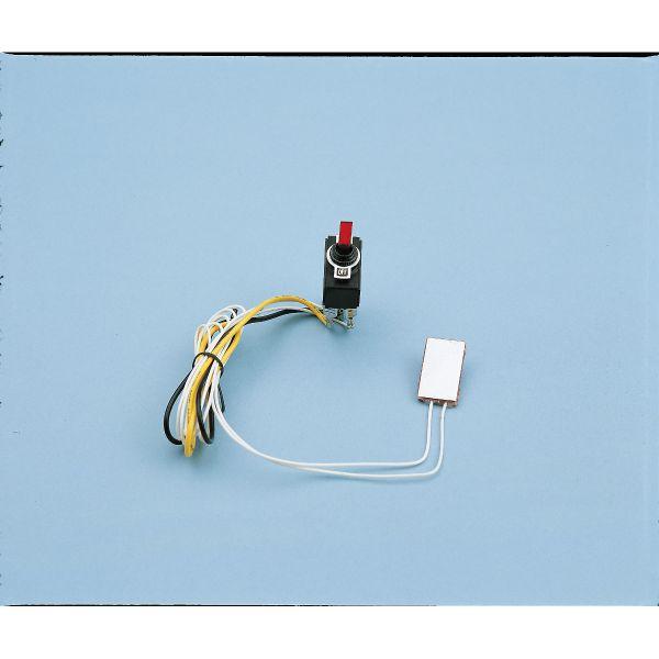 Accesorii Snowmobil Parts Unlimited Acceleratie Incalzita Cu Intrerupator Iluminat LM4501