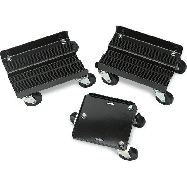 Parts Unlimited Set Carucioare Manipulare Snowmobil