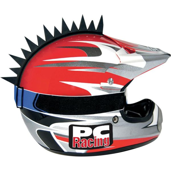 PC Racing Creasta Casca Blades Jagged
