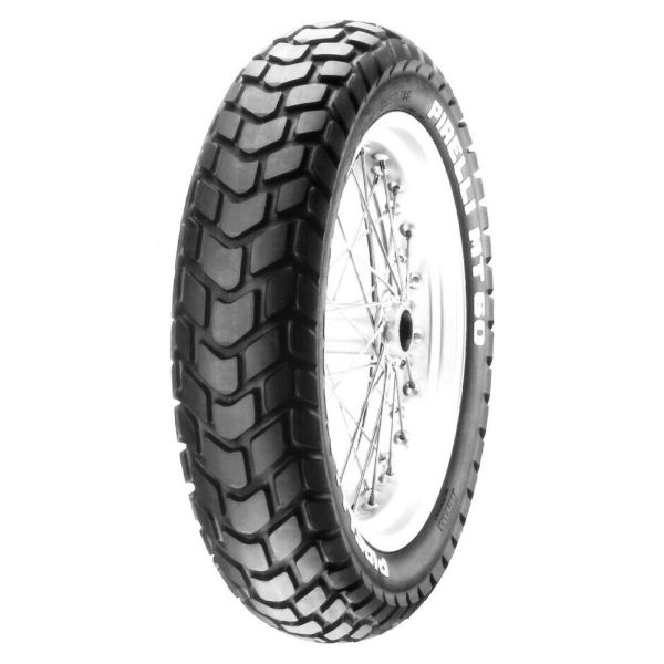 Anvelope Dual-Sport Pirelli Mt 60 Anvelopa Moto Spate 110/90-17 60p Tt-0998000
