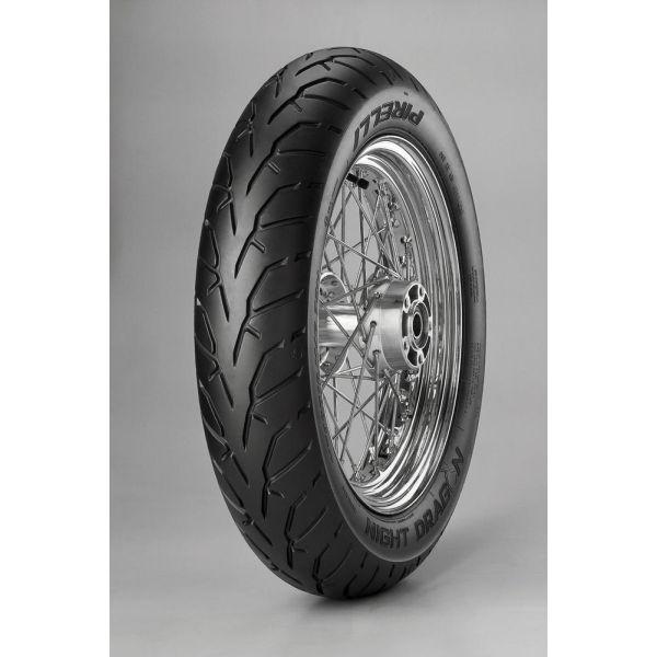 Pirelli ANVELOPA NIGHT DRAGON FATA 130/90 B 16 73H TL RANFORSATA