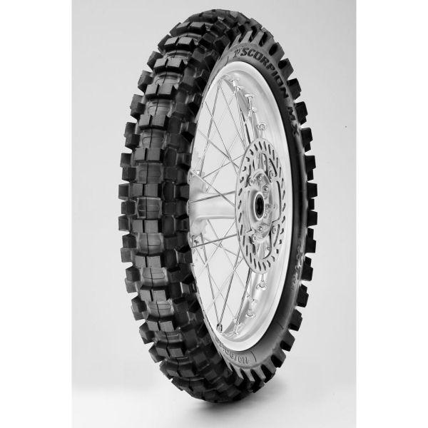 Anvelope MX-Enduro Pirelli ANVELOPA SCORPION MX EXTRA X SPATE 120/90-19 66M TT NHS