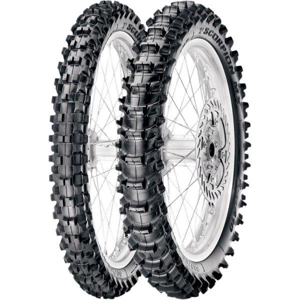 Anvelope MX-Enduro Pirelli Scorpion Mx Soft 410 Anvelopa Moto Spate 100/90-19 57m Tt Nhs-2901500