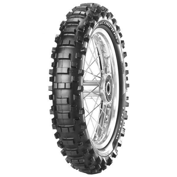 Anvelope Dual-Sport Pirelli Scorpion Pro F.i.m Anvelopa Moto Spate 140/80-18 70m Tt M+s-2322300