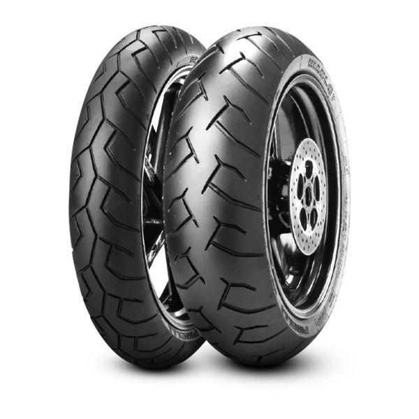 Pirelli SET DIABLO - 120/70-17, (58W) + 190/50-17, (73W) (PI1430700 + PI1429700)