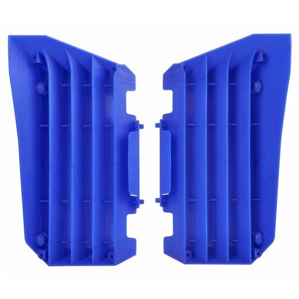Polisport Aparatori radiator albastre Yamaha YZ450F 10-13