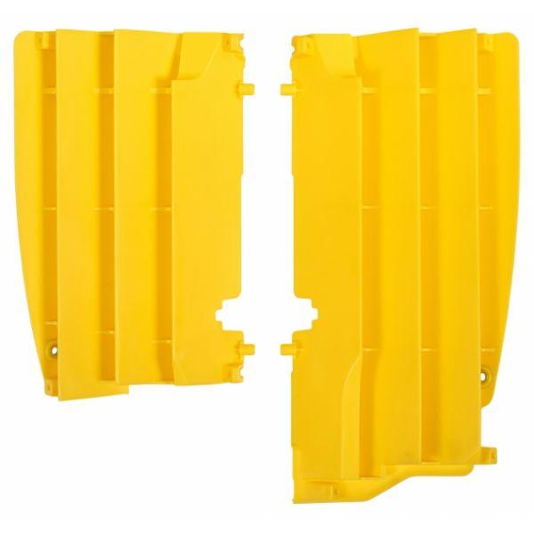 Protectii Radiator Polisport Aparatori radiator galbene Suzuki RM-Z250 10-15