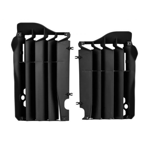 Protectii Radiator Polisport Aparatori radiator negre Honda CRF450R  13-14