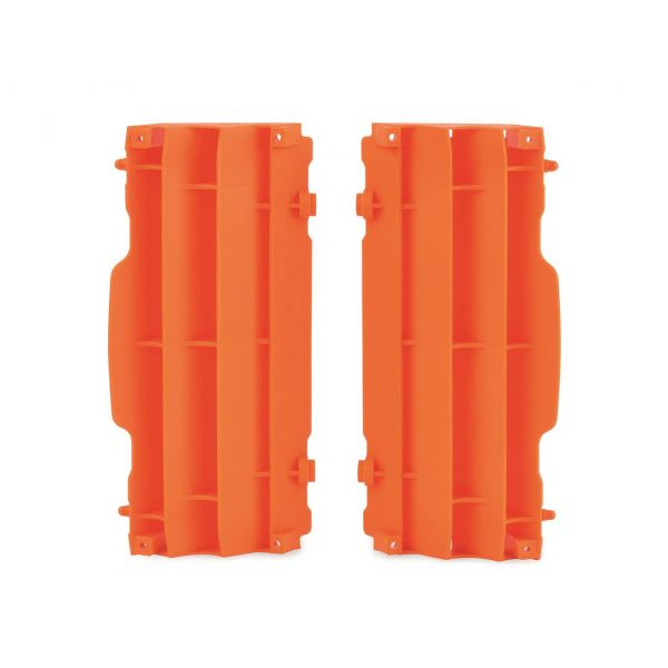 Protectii Radiator Polisport Aparatori radiator portocalii KTM SX/SX-F125 &+ 07-15