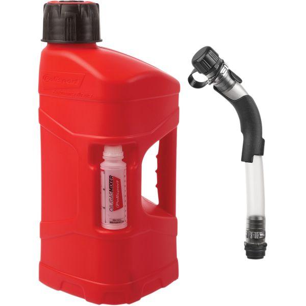 Canistre si Recipienti Polisport Canistra Utility Can Pro Octane Cu Furtun 10 L