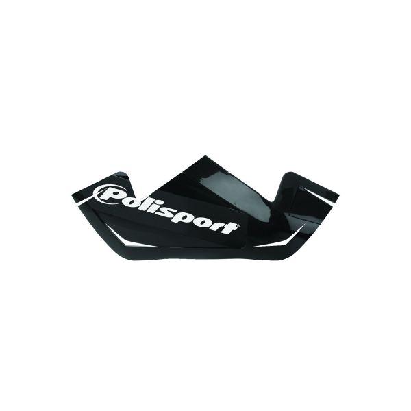 Handguard Polisport Handguard Freeflow Lite Montaj Plastic Black