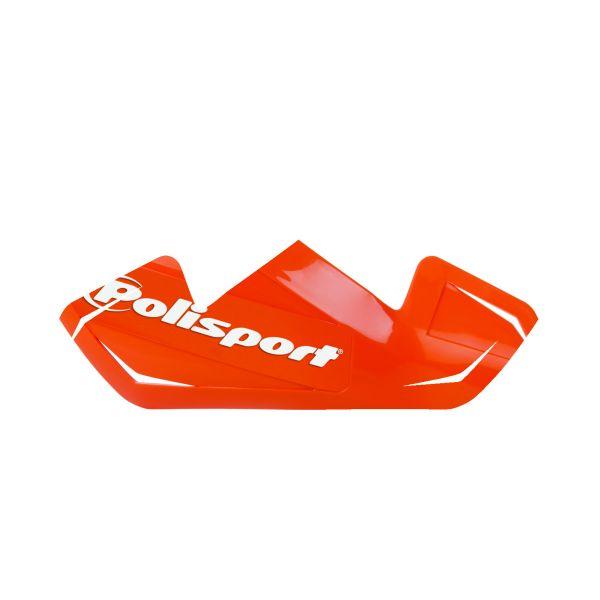 Handguard Polisport Handguard Freeflow Lite Montaj Plastic Orange