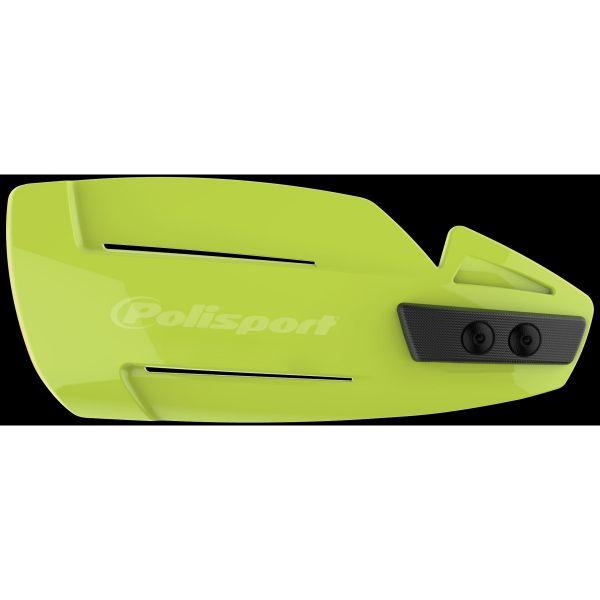 Handguard Polisport Handguard Hammer Montaj Plastic Fluo Yellow