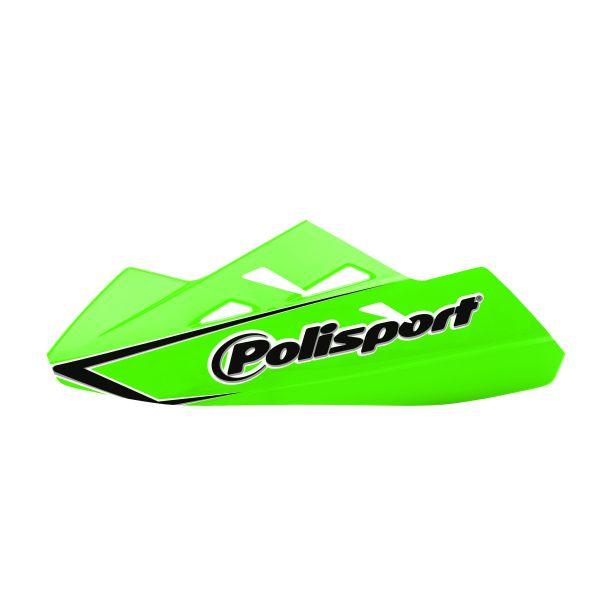 Handguard Polisport Handguard Qwest Montaj Aluminiu Green