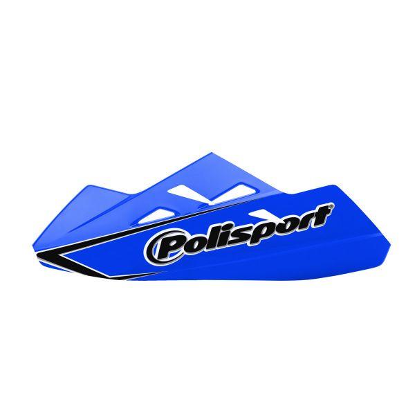 Handguard Polisport Handguard Qwest Montaj Plastic Blue