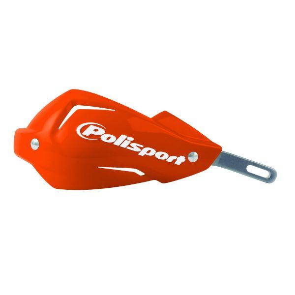 Handguard Polisport Handguard Touquet Montaj Alminiu Orange