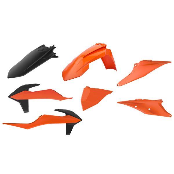 Plastice MX-Enduro Polisport Kit Plastice Complet KTM EXC/EXC-F XC-W XCF-W 2020-